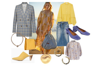 Spring 19: Mellow Yellow