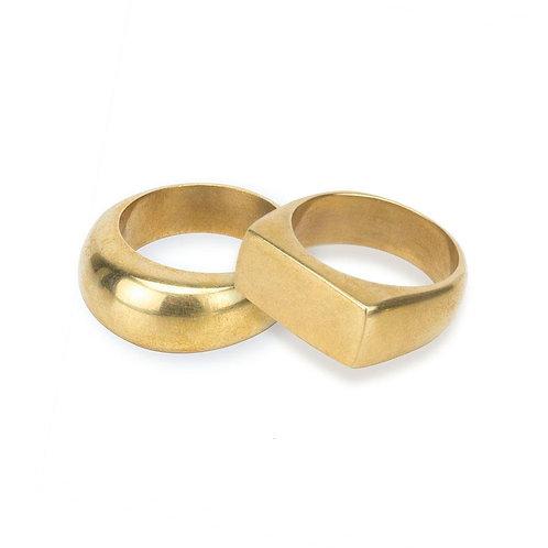 SOKO Ozuru Stacking Rings