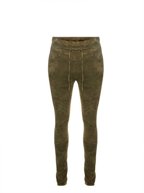 Humanoid Saff Suede Trousers