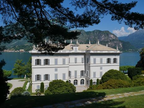 Shell House Showcase: Villa Melzi, Lake Como, Italy
