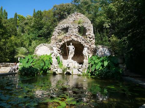Shell House Showcase: Neptune's Grotto, Dubrovnik