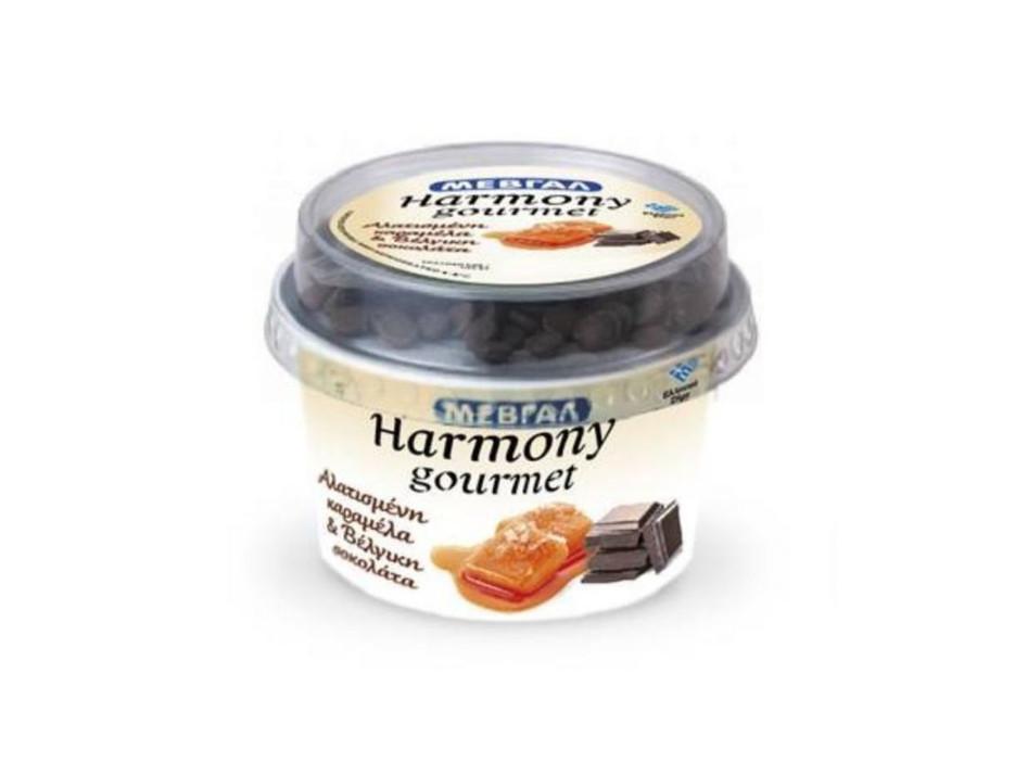 Harmony Gourmet Salted Caramel - 165g