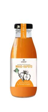Apple & Carrot Juice - 250ml