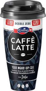 Caffe Latte Double Zero - 230ml