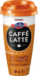 Caffe Latte Caramel - 230ml