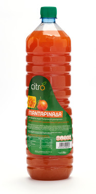 Citro Mandarin Drink - 1.5Lt