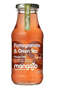Pomegranate & Green Tea - 250m