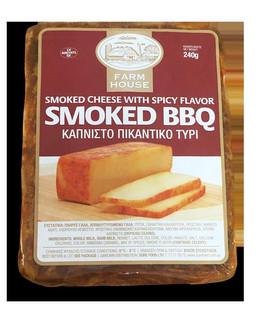 FHSBC240   Farm House Smoked BBQ Cheese