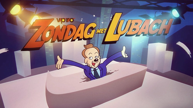 Zondag met Lubach promo