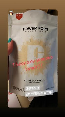 Power Pops Protein