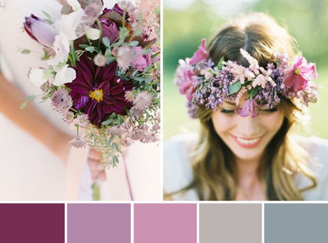 Tips in Choosing Your Wedding Colors