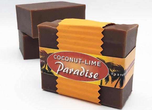 Coconut Lime Paradise Bar