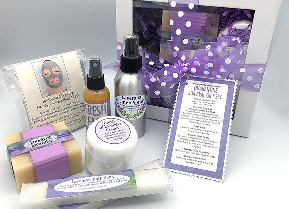 Quarantine Survival Gift Set