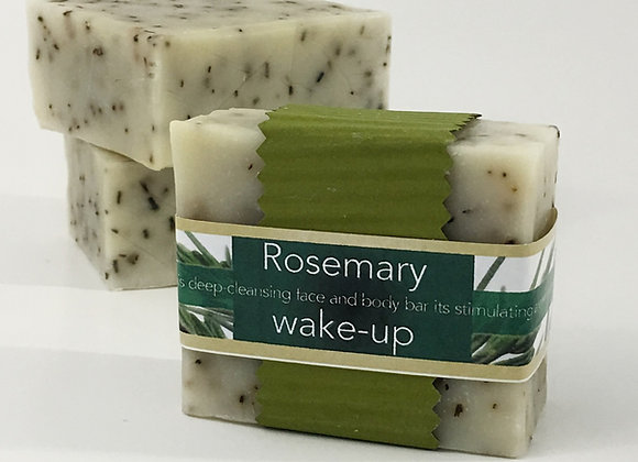 Rosemary Wake-Up Bar