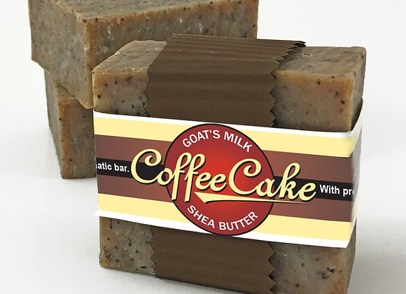 Coffee Cake Goat's Milk Bar