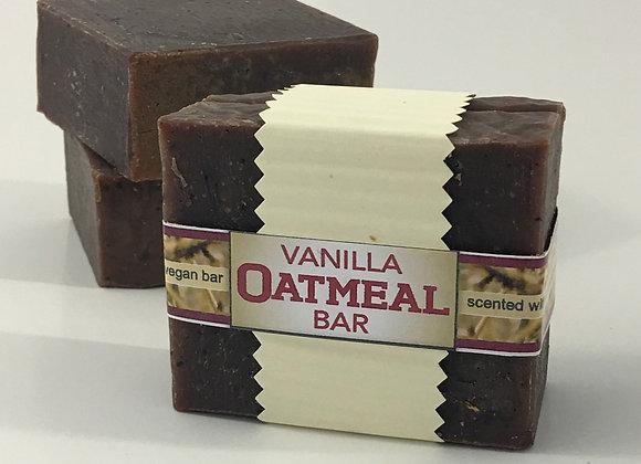 Vanilla Oatmeal Bar