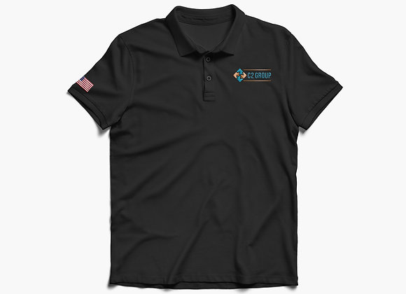 C2 Group Classic Dri-Fit Polo