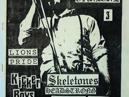 American Skinhead Fanzine #3