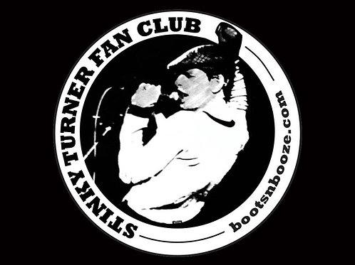 Stinkiy Turner Fan Club