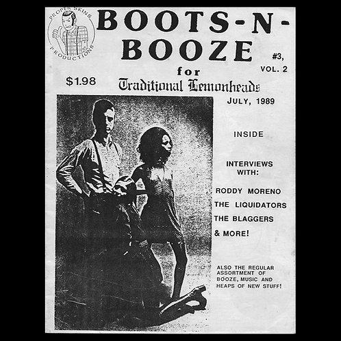 Boots N' Booze No.3 Vol.2