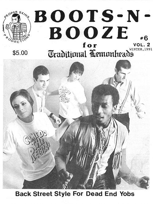 Boots N' Booze No.6 Vol.2