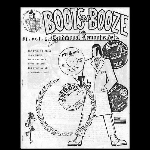 Boots N' Booze No.1 Vol.2