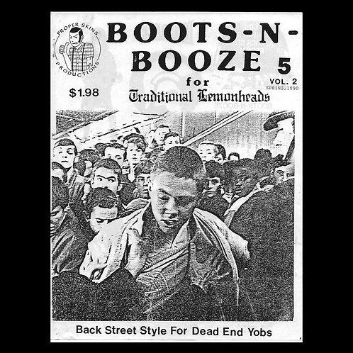 Boots N' Booze No.5 Vol.2