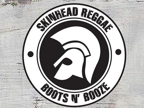 Skinhead Reggae Sticker