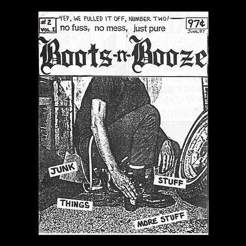 Boots N' Booze No.2 Vol.1