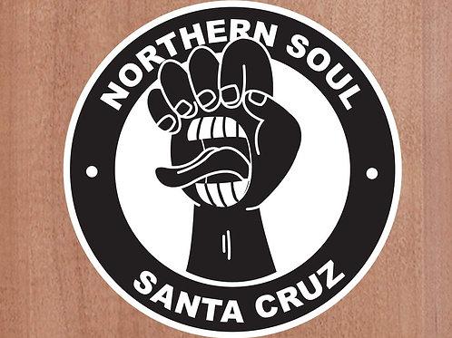 Santa Cruz Northern Soul Sticker