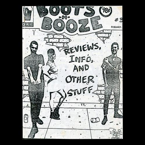 Boots N' Booze No.3 Vol.1