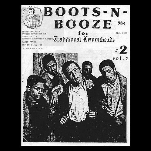 Boots N' Booze No.2 Vol.2