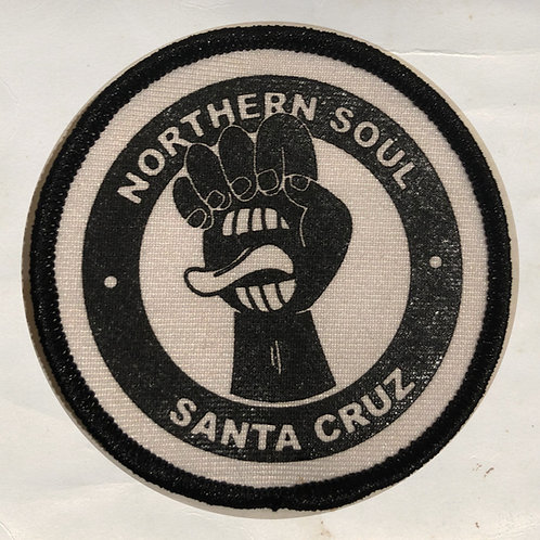 Screaming Soul Fist Patch