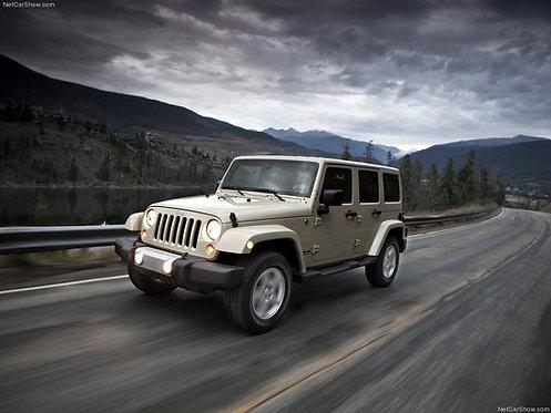 [TC]  Jeep Wrangler 2.8 CRD 200 hp 2010 - 2016