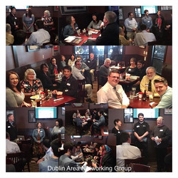 Networking Luncheon at the Rusty Bucket! Thank you to all who participated and made this a great eve