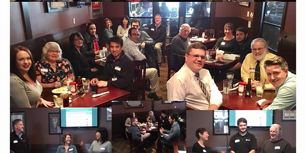 Business Networking Luncheon - August 2019