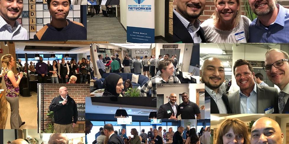 HOT!!! #LinkedInLocal - Columbus. Connecting Beyond the Profiles!