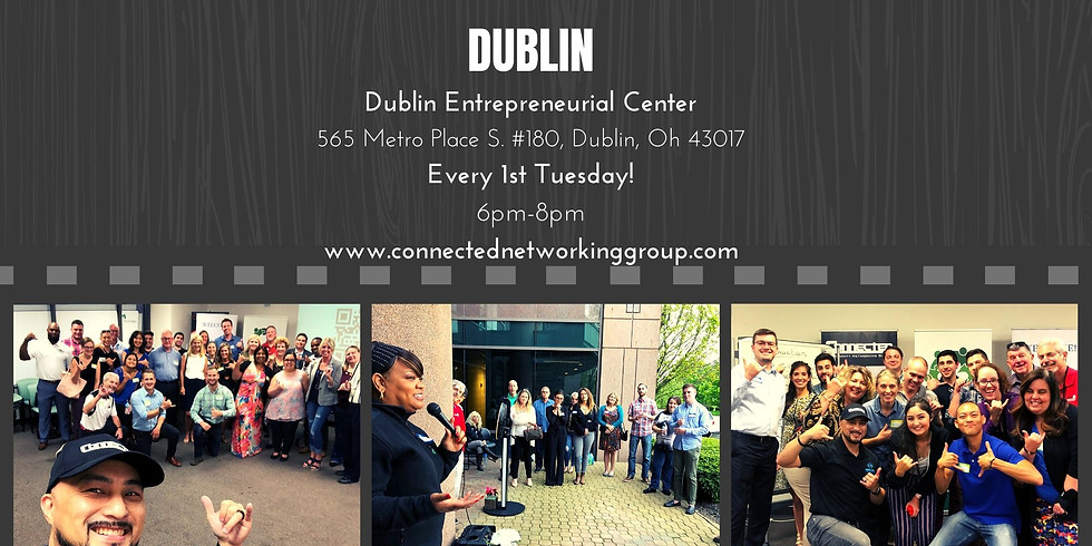 CONNECTED - Dublin @ The DEC - January 2020