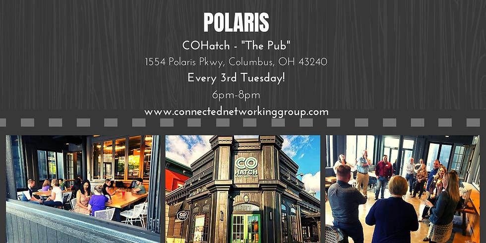 """CONNECTED - Polaris @ """"The Pub"""""""