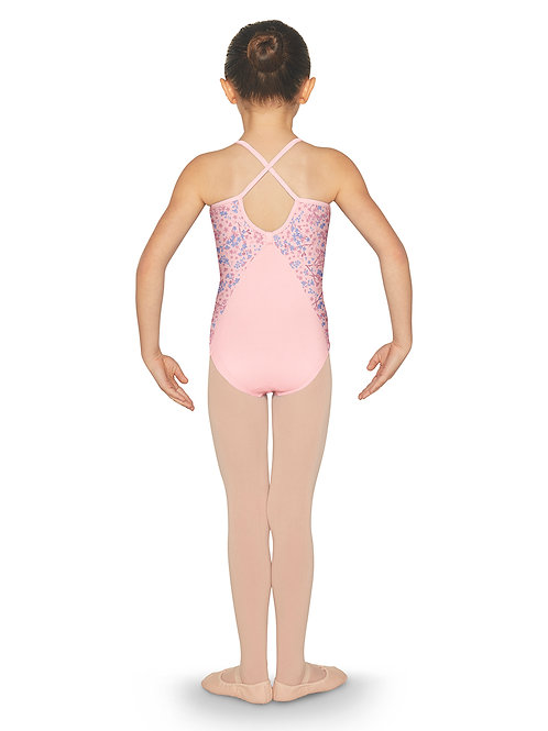 Mesh Flower Leotard