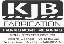 KJB Fabrication Logo