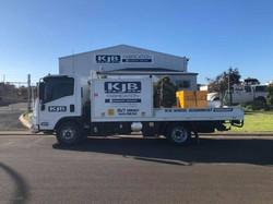 KJB Fabrication Truck