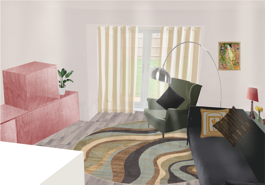 Carmania, Living Space