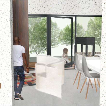 Innovative Living, Residential Interior