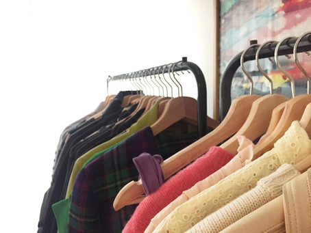 A guide to finding your dream closet organisation style…