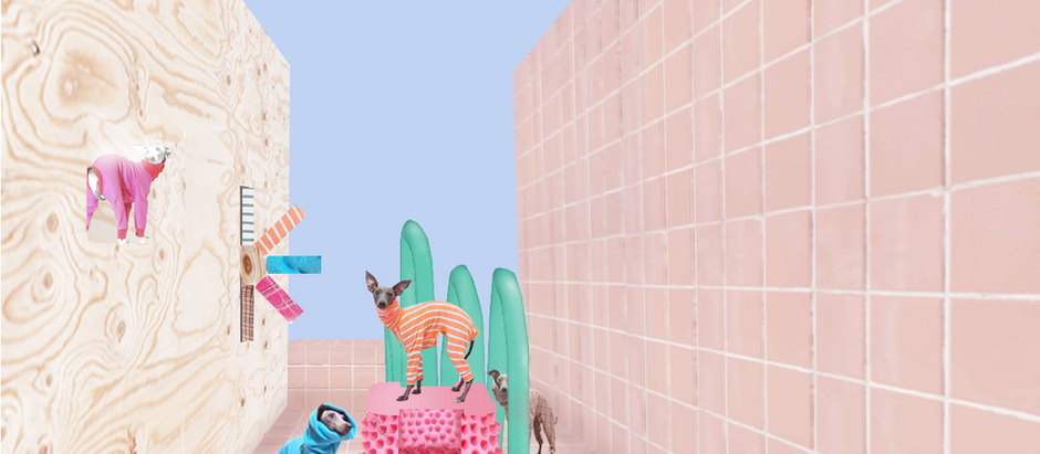 LÈ PUP - POP UP - A PLAYFUL CURATION OF INTERACTIVE OBJECTS