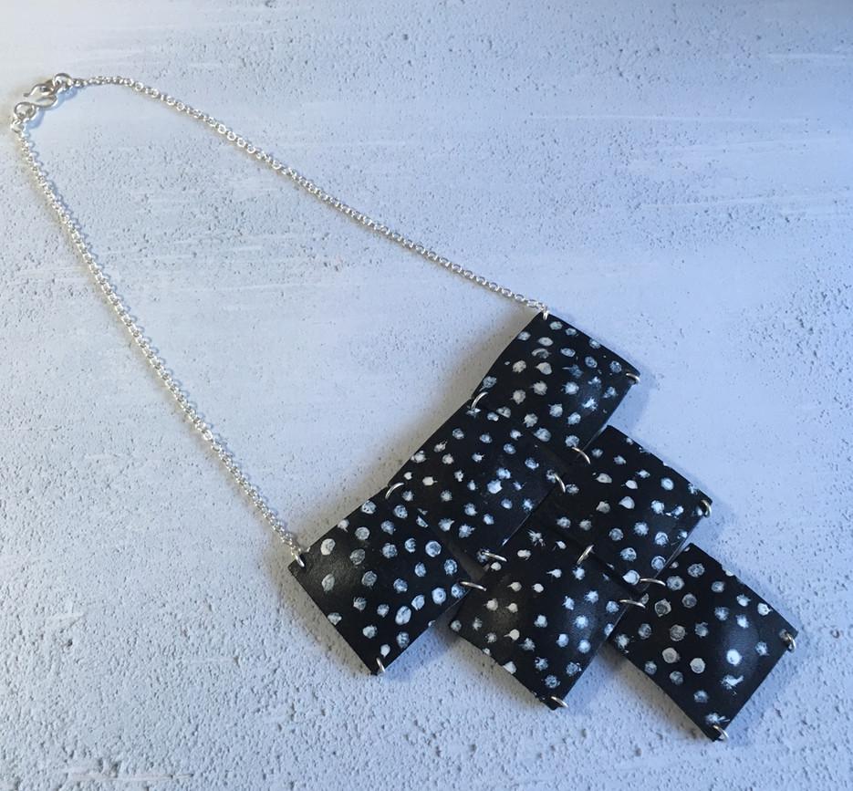 Dotty necklace