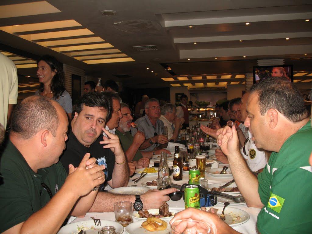 Almoço de Fim de Ano, 2009