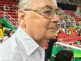 Veteran de luto: morre, aos 82 anos, nosso querido amigo e sócio José Luiz Leite Silva