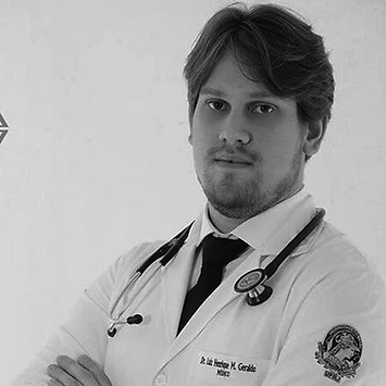 Dr. Luiz Henrique Medeiros Geraldo, UFRJ